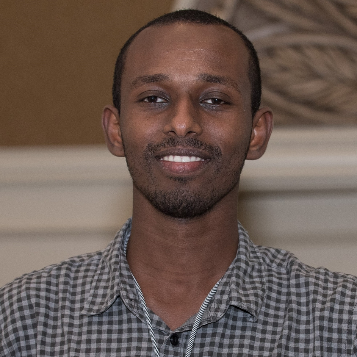 Mohamed Ahmed, SANTHE PhD trainee, Africa Health Research Institute, Durban, South Africa.